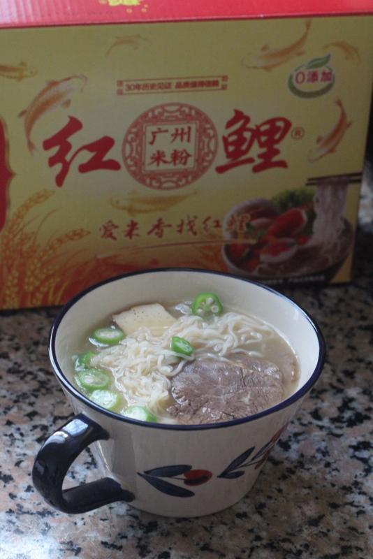 高汤牛肉米线怎样煮