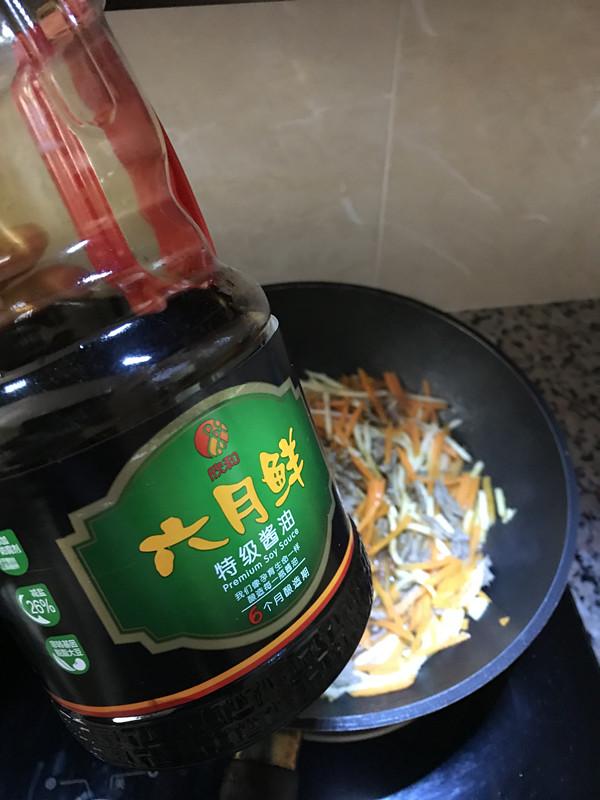 胡萝卜炒牛肉丝怎么煮