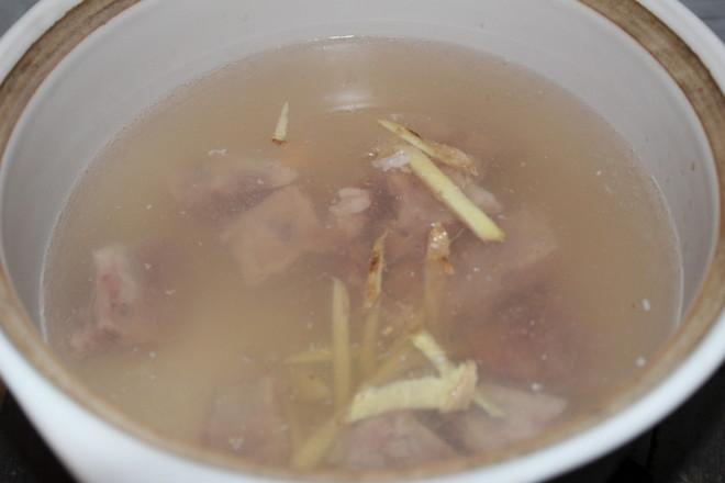 胡萝卜山药排骨汤怎么做