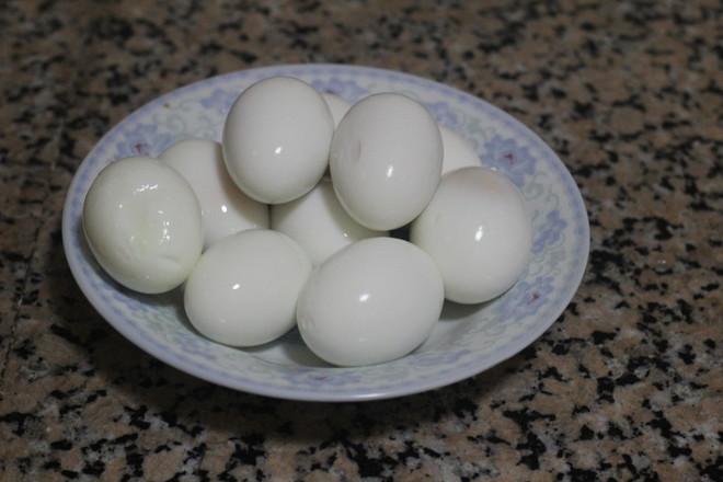 高汤卤蛋的做法图解