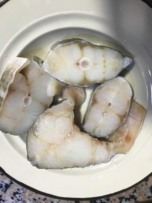 清蒸鳕鱼的家常做法