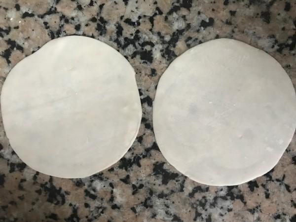 野菜冬笋饼的家常做法