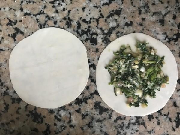 野菜冬笋饼的简单做法