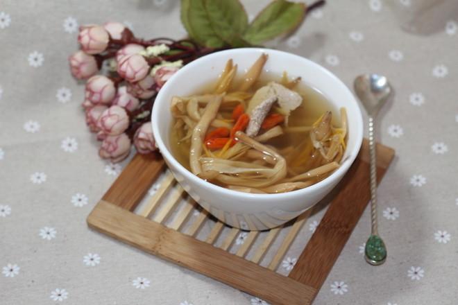黄花菜瘦肉汤怎么煮