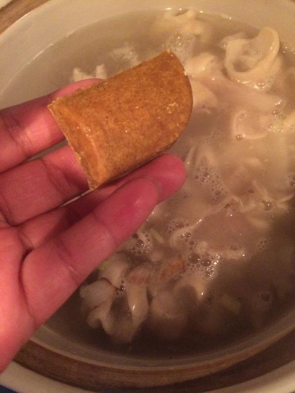 咖喱大肠粉丝煲怎么煸