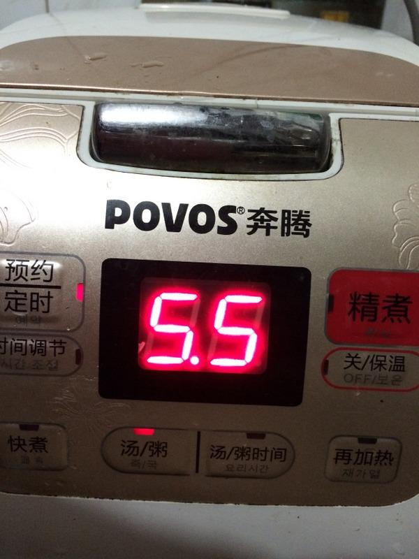 红薯百合绿豆粥怎么炒