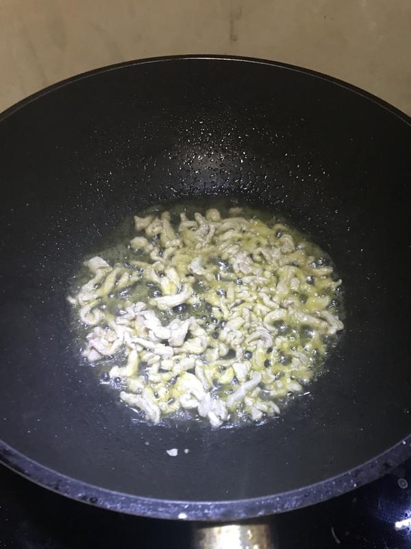 马兰头炒笋的家常做法