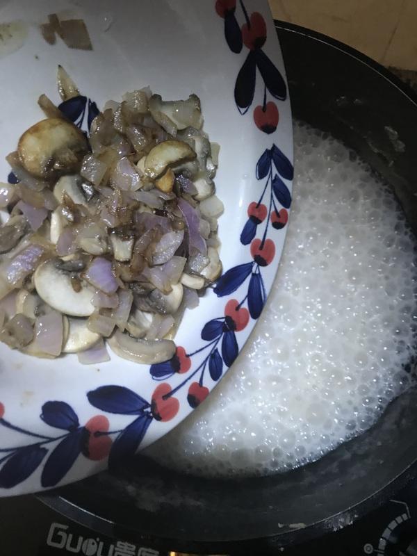 奶油玉米蘑菇汤怎么炒