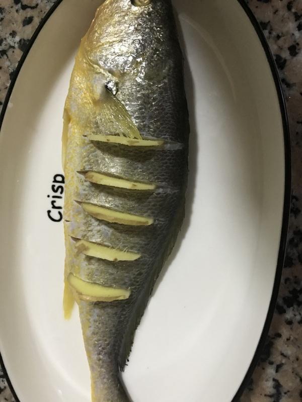豆瓣蒸抱腌黄鱼怎么吃