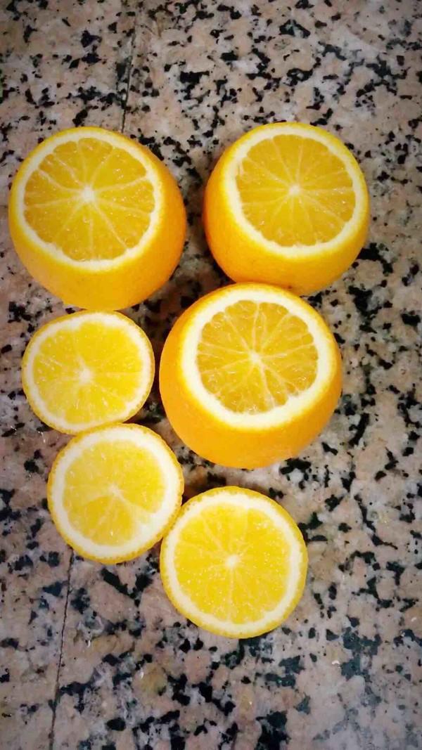 橙子冻的做法图解
