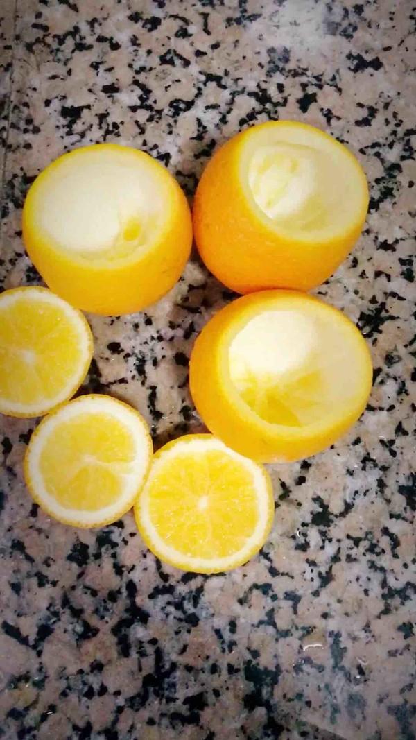 橙子冻的家常做法