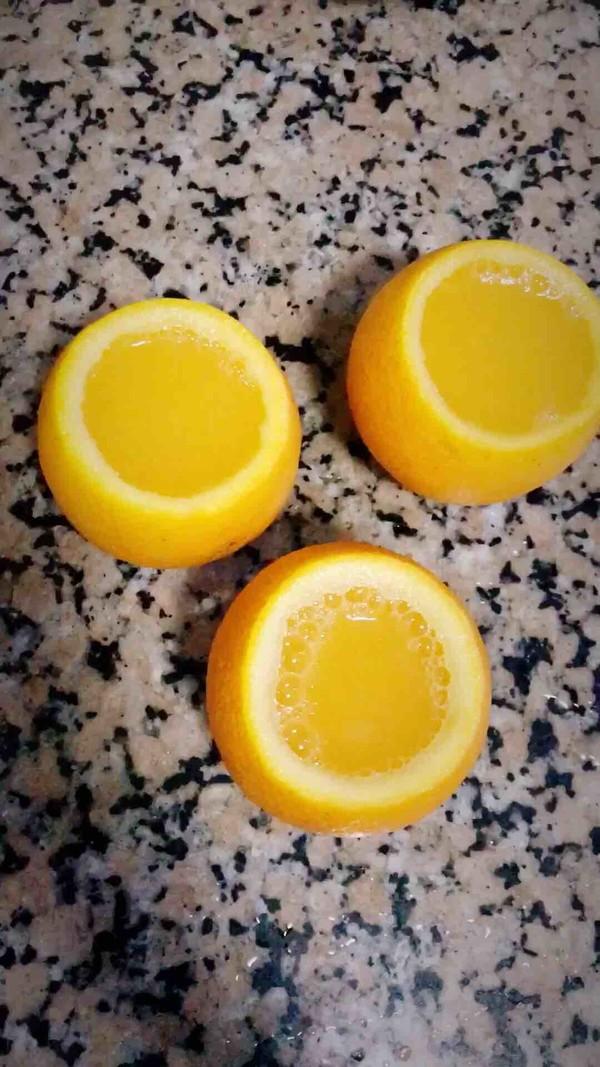 橙子冻怎么炖