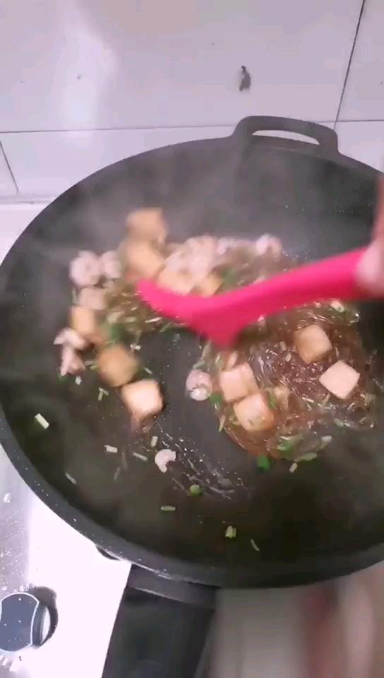 虾仁粉丝煲怎么做