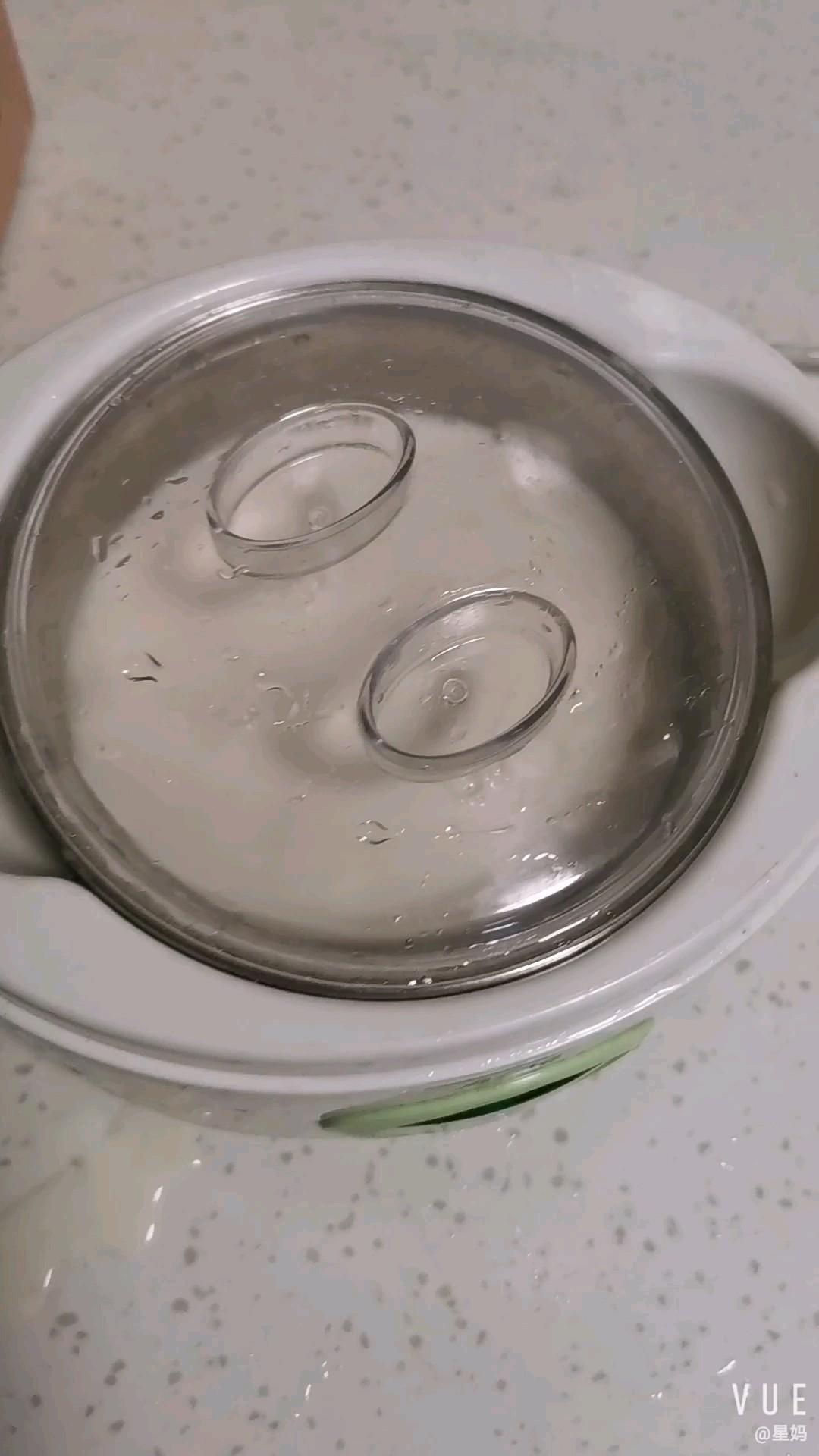 麦片酸奶杯的家常做法