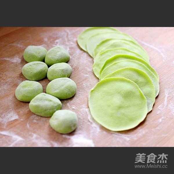 芹菜肉馅海鲜饺子的制作大全