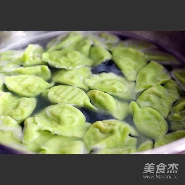 芹菜肉馅海鲜饺子的做法大全