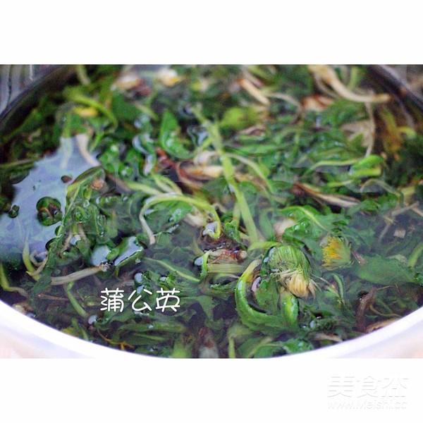 虾仁野菜盒子的家常做法