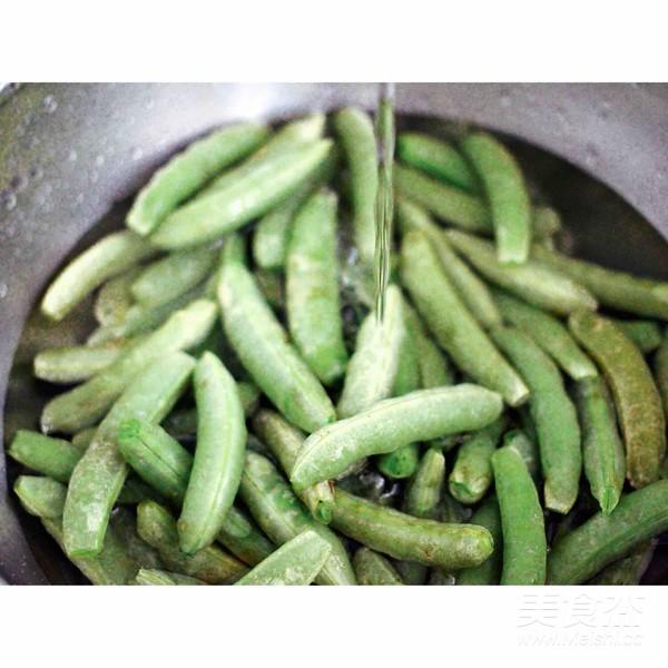 风味豌豆的做法图解