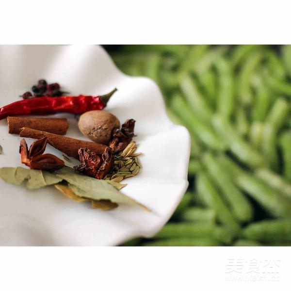 风味豌豆的简单做法