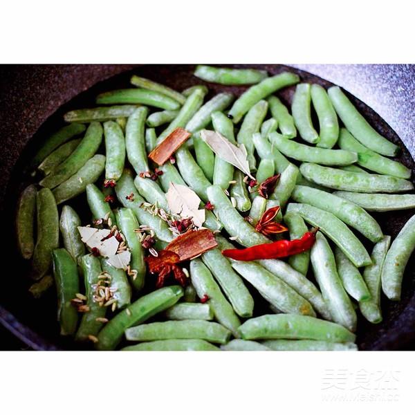 风味豌豆怎么吃
