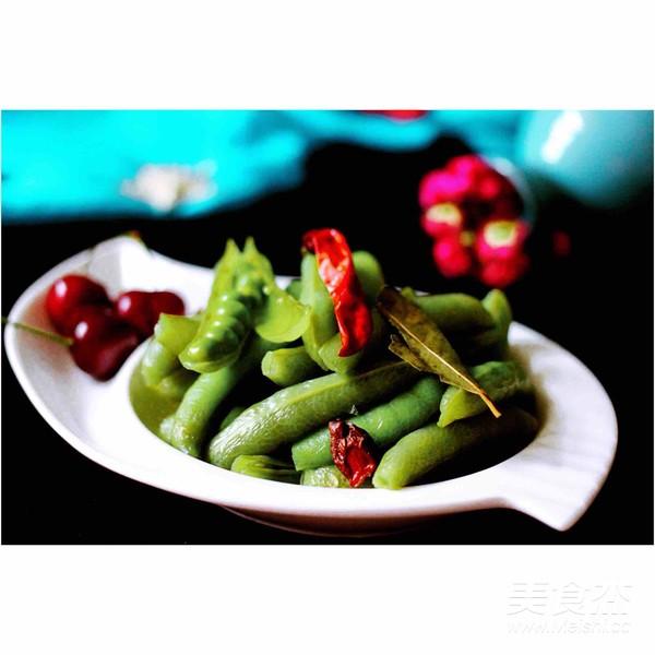 风味豌豆怎么煮