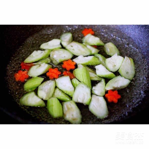 丝瓜蛋花海米羹的家常做法