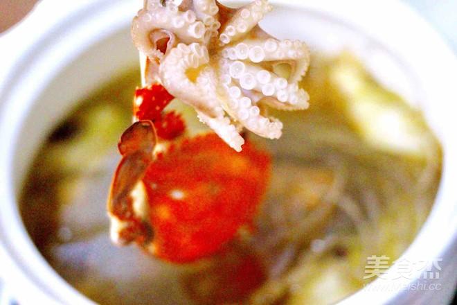 大白菜丸子炖海鲜&南瓜荷叶饼怎样做