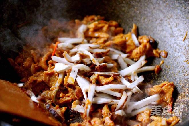 鱼香肉丝怎样煮