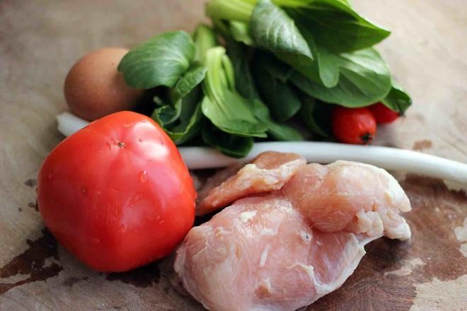 番茄咖喱鸡肉丸子的做法大全