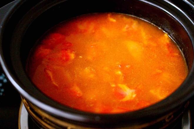 番茄咖喱鸡肉丸子怎样炖