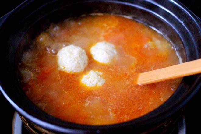 番茄咖喱鸡肉丸子的制作大全