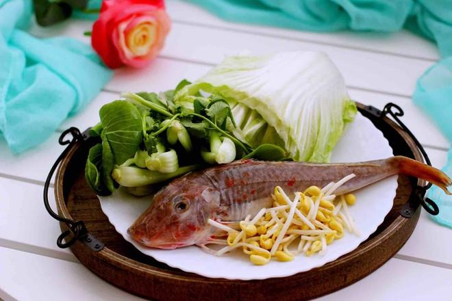 红蟹鱼烩黄稞的做法大全