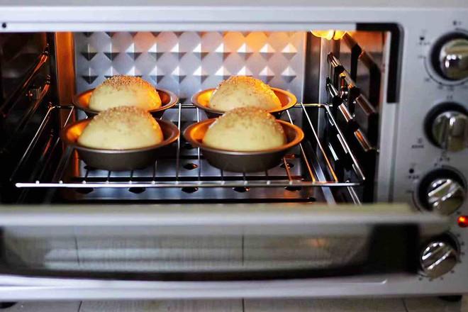 汉堡胚牛奶面包怎样做