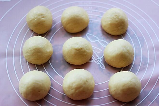 椰蓉花环面包怎么炒