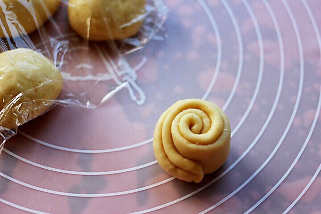 椰蓉花环面包怎样做