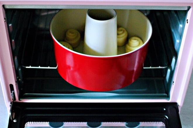 椰蓉花环面包怎样煮