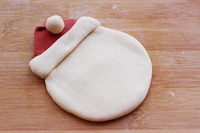 萌萌哒的圣诞老人馒头怎样炒