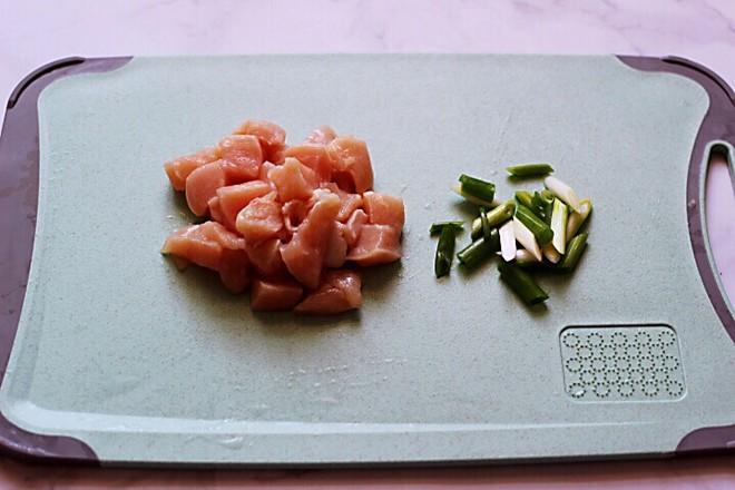 咖喱芋头鸡肉饭的简单做法