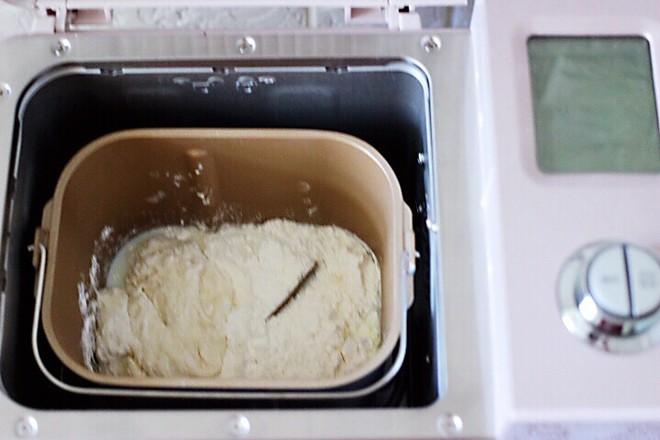 豆沙牛奶辫子吐司(波兰种)怎么做