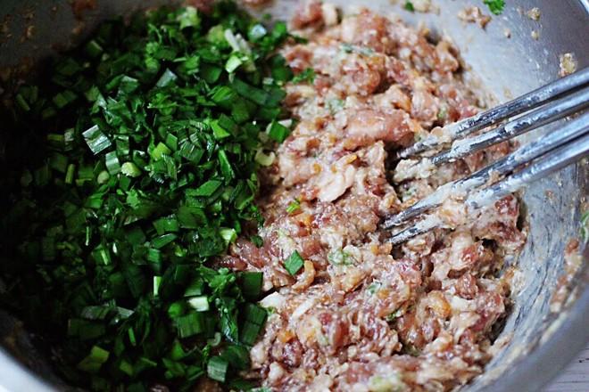 韭菜海米馄饨怎么做