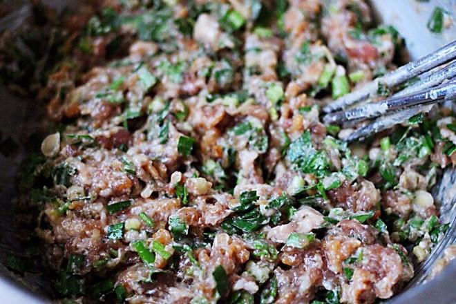 韭菜海米馄饨怎么煮