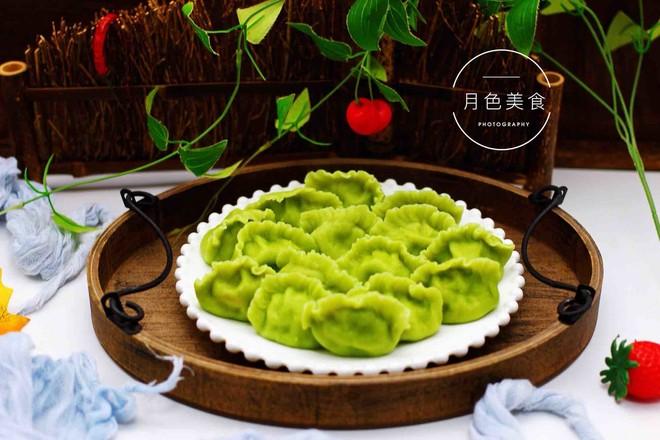 圆白菜扇贝翠玉饺子的做法大全