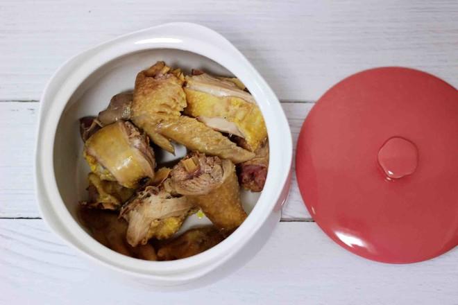 铁皮石斛百合炖土鸡怎么煮