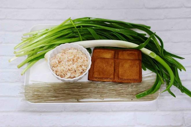 韭菜粉条素包子的家常做法