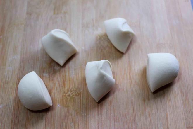 洋葱香菜猪肉馅饼的制作