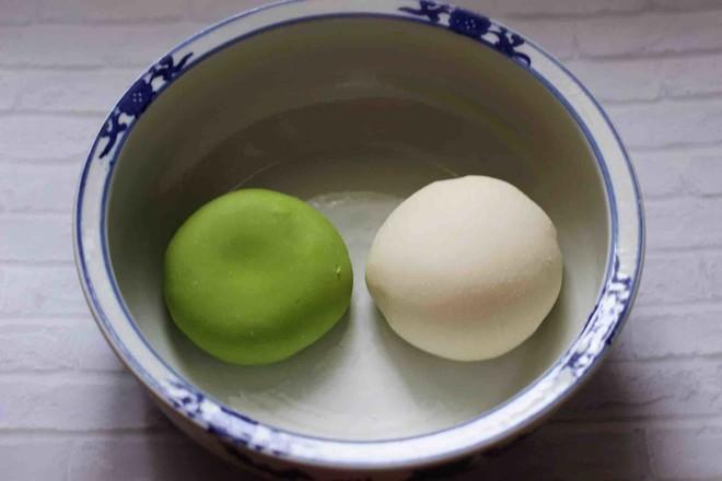 翡翠白玉生煎包怎么吃