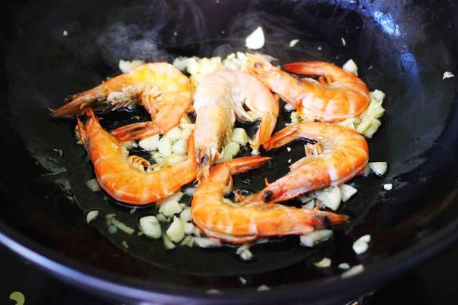 百合海虾荷兰豆小炒怎么煮