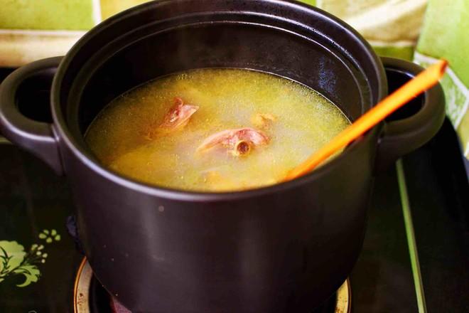 清补凉鸡汤的制作