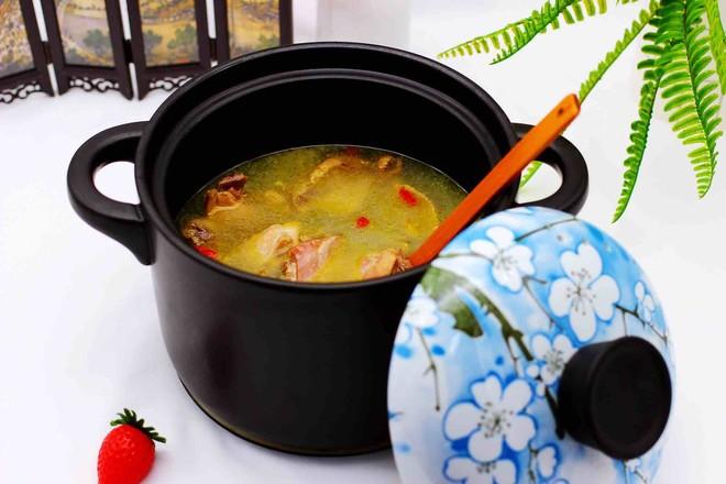 清补凉鸡汤的制作方法