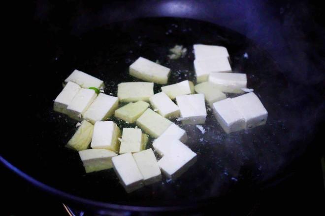 六鲜菌菇海鲜豆腐什锦汤的简单做法